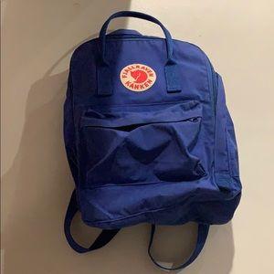 100% authentic fjallraven Kanken backpack